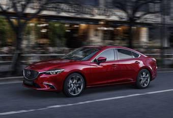 Mazda 6: kleine updates #1