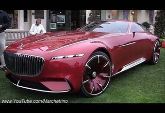 Mercedes-Maybach Vision 6: met afstandsbediening #1