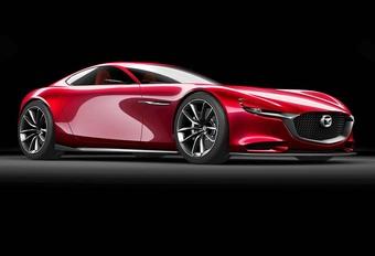 Groen licht voor de Mazda RX-9 #1
