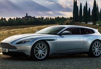Aston Martin DB11: waarom eens geen Shooting Brake? #1
