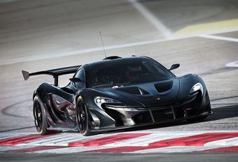 McLaren P1 LM: mogelijk record op Nürburgring #1