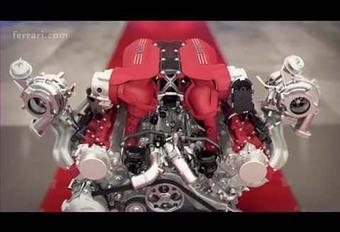 Ferrari 488 GTB : Tout savoir sur son V8 ! #1