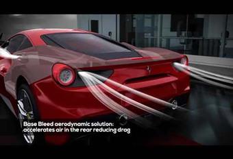 Ferrari 488 GTB : Comprendre son aérodynamique active #1