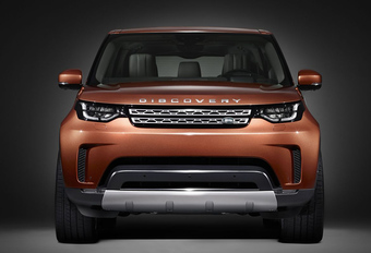 Land Rover toont nieuwe Discovery #1