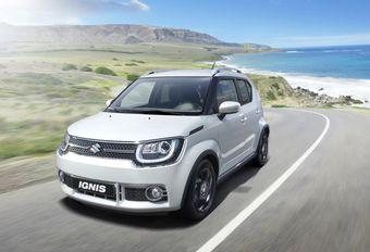 Suzuki Ignis : 1res infos sur la version européenne #1