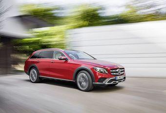 Mercedes Classe E All-Terrain : nouvelle conquête #1