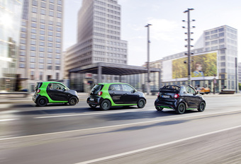 Smart Electric Drive: Zero Emission #1