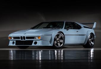 La BMW M1 Procar 31 à vendre #1