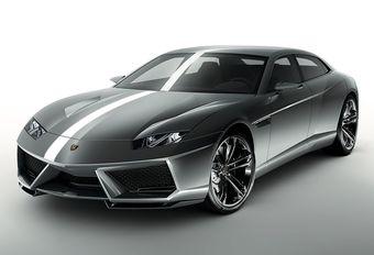 Lamborghini : bientôt une berline quatre portes ? #1
