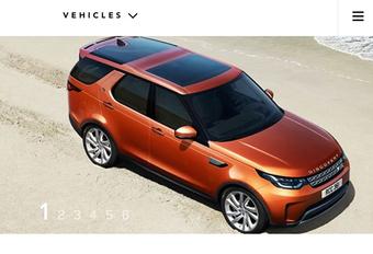 Nieuwe Land Rover Discovery gelekt #1