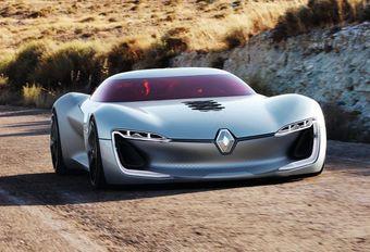 Renault Trezor: een nieuwe richting #1