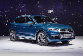 Audi Q5: helemaal volwassen #1