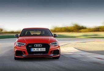 Audi RS3 berline: 400 pk! #1