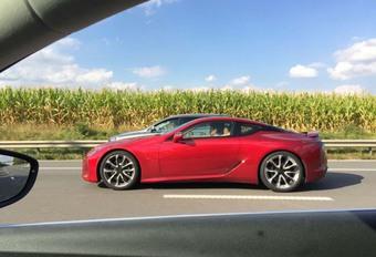 Lexus LF-FC : La future LFA pointe le bout du nez #1