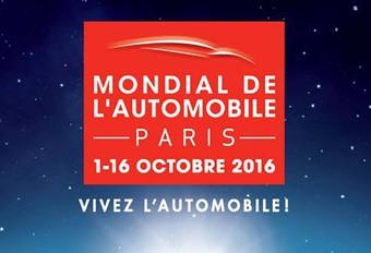 Ontdek alle nieuwigheden op het Autosalon van Parijs 2016 (met live feed)
