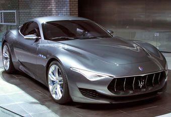 Een elektrische Maserati in 2020 #1