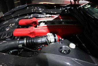 Ferrari reste fidèle au V12 atmosphérique #1
