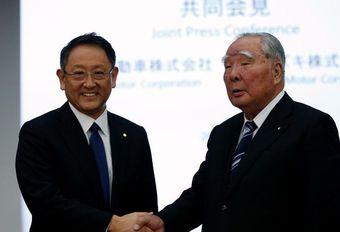 Toyota et Suzuki : un partenariat solide se prépare...  #1