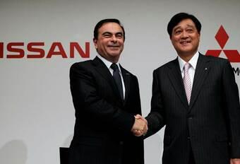 Carlos Ghosn voorzitter van Mitsubishi #1