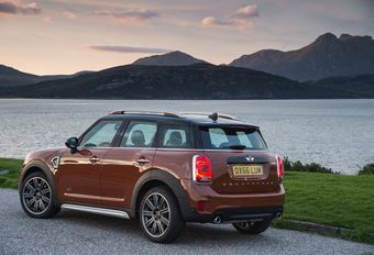 Mini Countryman: picknicken met hybride #1