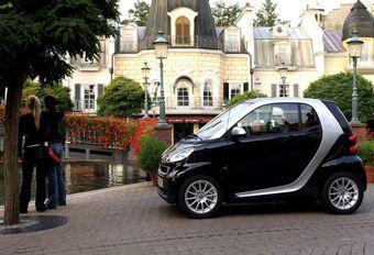 Les 10 voitures les plus volées en France #1