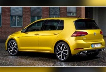 Volkswagen Golf 7 : Nouvelles fuites et plus d'infos #1
