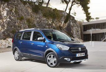 Ook de 'grotere' Dacia's evolueren #1