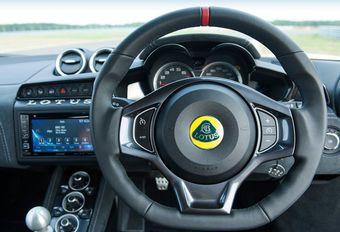 Zwicht ook Lotus voor de SUV? #1