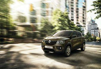 Geen Renault Kwid voor Europa. Ook niet als Dacia. #1