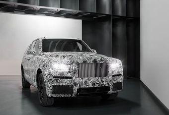 Rolls-Royce Cullinan : en route autour du monde #1