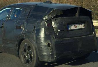 Une Toyota difficile à identifier sur la E313 #1
