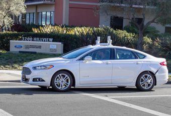 Ford : les Européens interrogés sur la voiture autonome #1
