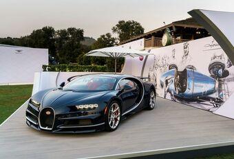Er zijn nog 280 Bugatti Chirons verkrijgbaar #1