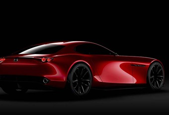 Mazda's rotatiemotor afgevoerd? #1