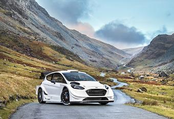M-Sport Ford Fiesta maakt WRC-startveld compleet #1