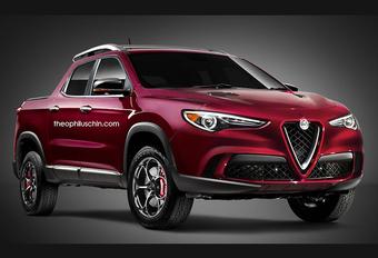 Stapt ook Alfa Romeo op de pick-uptrein? #1