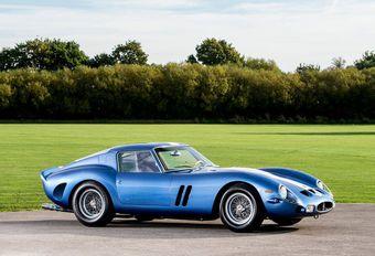 Ferrari : 55 millions pour cette 250 GTO ? #1