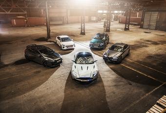 Op zoek naar de AutoWereld Auto van het Jaar 2016 #1