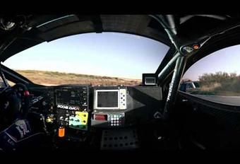 Dakar 2017 : À bord du 3008 DKR avec Sébastien Loeb ! #1