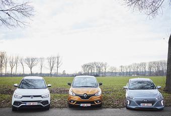VAB-Gezinswagen van het Jaar: SsangYong, Renault en Hyundai #1