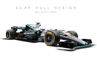 Kies je favoriete F1-machine voor 2017! #1