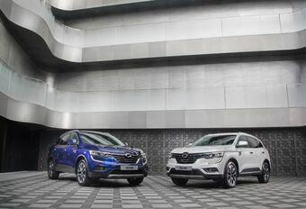 Renault delegeert zijn SUV's aan Samsung Motors #1