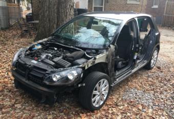 La Justice américaine n'aime pas les VW désossées #1