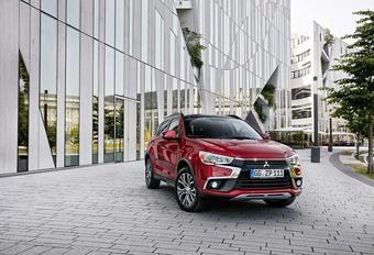 Mitsubishi op het salon van Brussel 2017 #1