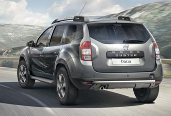 Dacia Duster: binnenkort met zeven zitplaatsen? #1