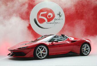 Ferrari J50 : elle inspirera les futures Ferrari !  #1