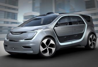 Chrysler Portal : concept électrique et autonome #1