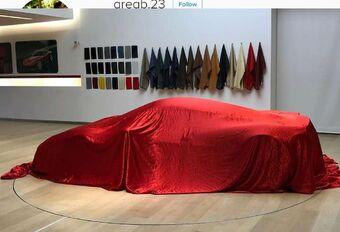 Une Ferrari à V12 central arrière ? #1