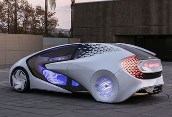 Toyota i-Concept : à intelligence évolutive #1