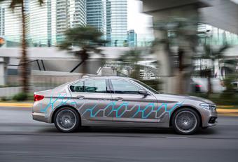 BMW Série 5 Personal Copilot au CES 2017 #1
